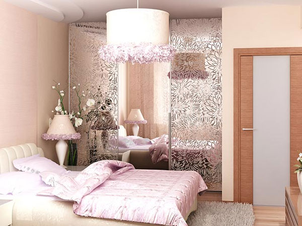 A Soft Peach Idea. 25 Incredible Pink Bedroom Ideas   SloDive