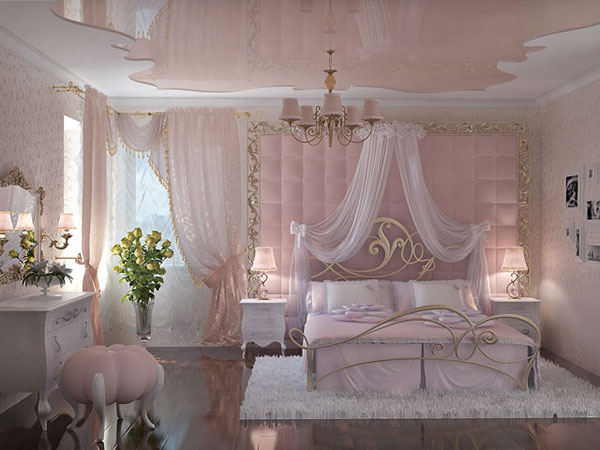 Plain Pink Luxury Bedroom Pinkgirlsroom It Is A Fact That All Of