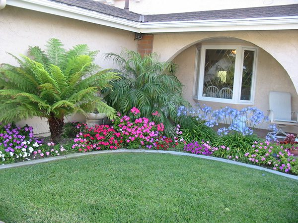Inexpensive Landscaping Ideas - Brilliant Examples ...