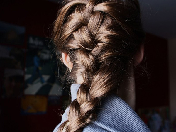 Brilliant Braids To The Back Hairstyle Braids Hairstyle Inspiration Daily Dogsangcom
