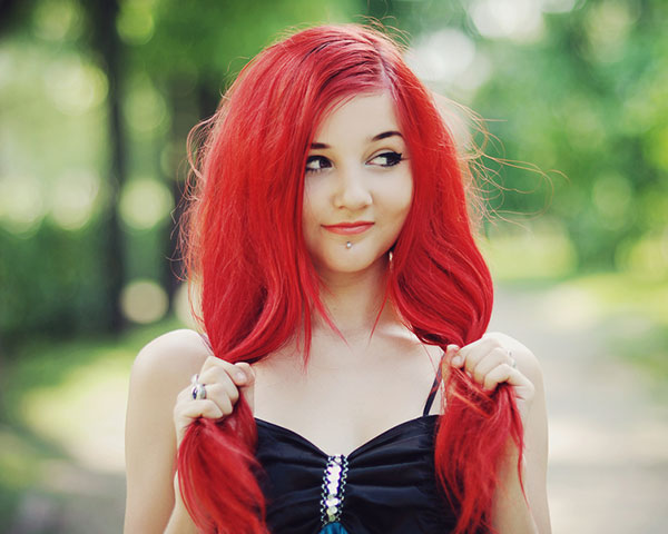 dollgirl 25 Stunning Red Hair Color Ideas