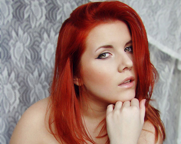fire haircolor 25 Stunning Red Hair Color Ideas