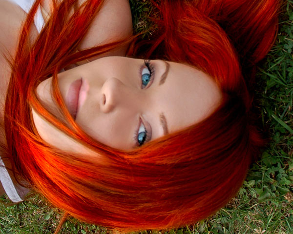 nice redhair 25 Stunning Red Hair Color Ideas