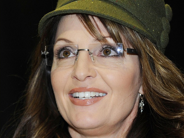 Stylish Sarah Palin