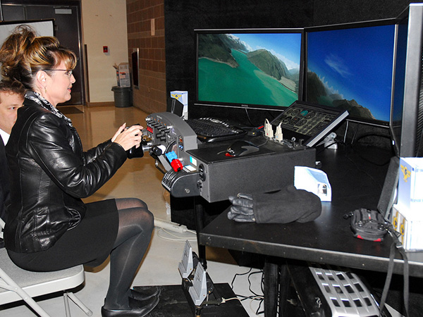 flightsim gamer 30 Sexy Sarah Palin Pictures