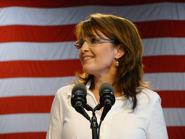 Sarah Palin Background