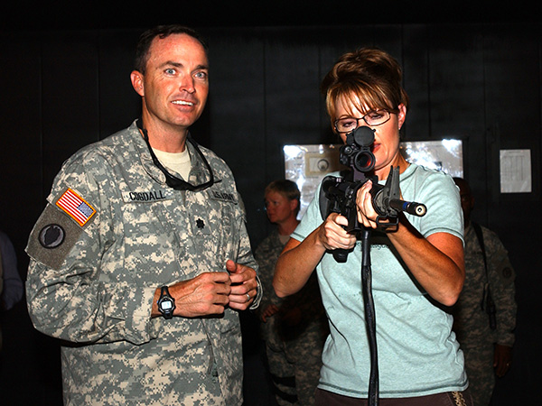 sarah palin shooting 30 Sexy Sarah Palin Pictures