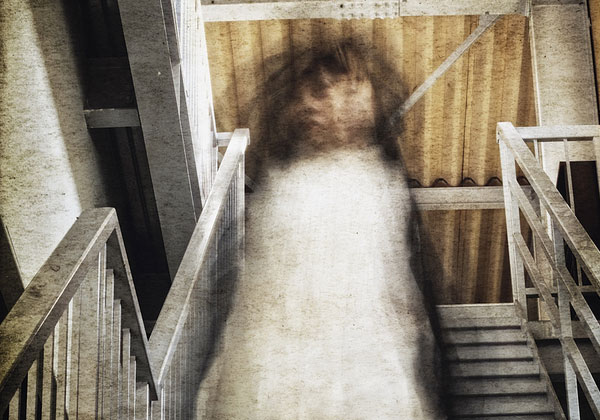 Ghostly Apparition