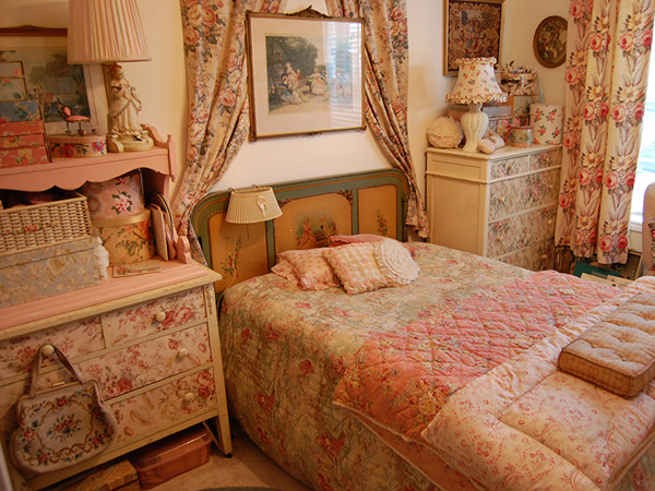Full Patterned Chic Shabby Look