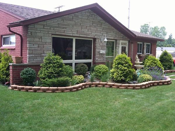 25 Simple Landscaping Ideas Which Are Majestic - SloDive on Basic Landscaping  id=21848