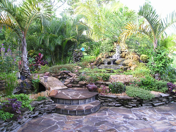 Pretty Backyard Gardens : 25 Simple Landscaping Ideas Which Are Majestic  SloDive