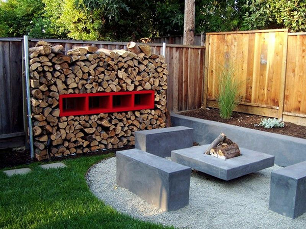 landscape small backyard slope 25 Spectacular Small Backyard Landscaping Ideas
