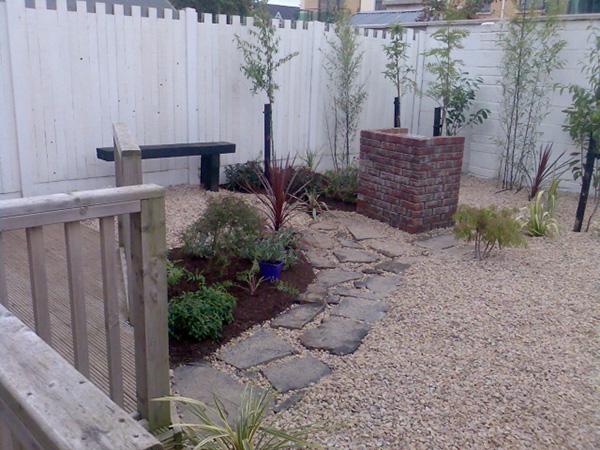 Beginning Backyard Idea