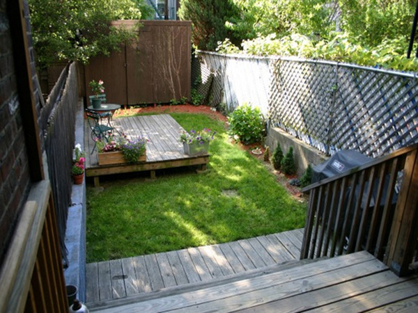 Fresh Backyard Idea