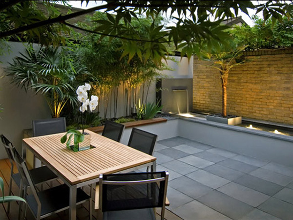 Small Tropical Landscaping