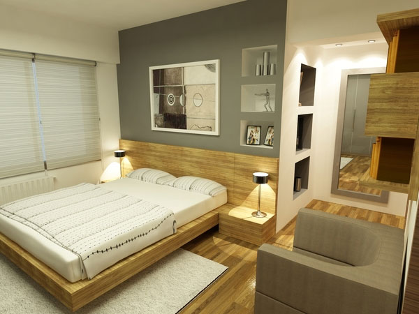 Beautiful Smart Bedroom