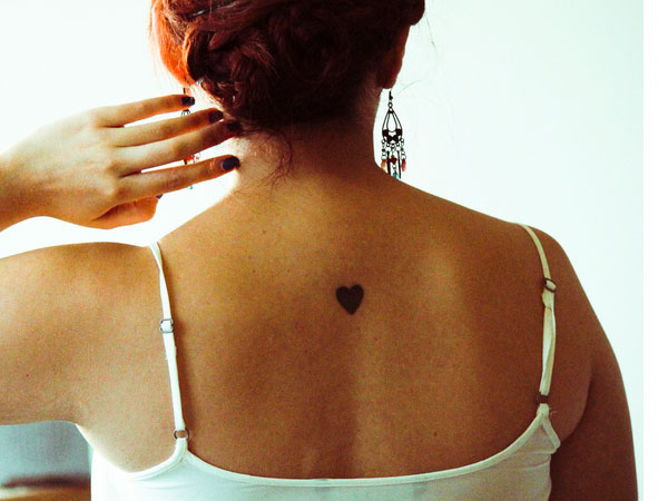 heart tattoo 25 Small Simple Tattoos You Will Love To Have