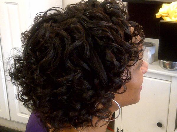 Bunch Of Curls