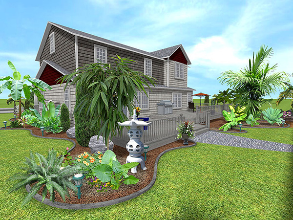 Tropical Curves Landscaping