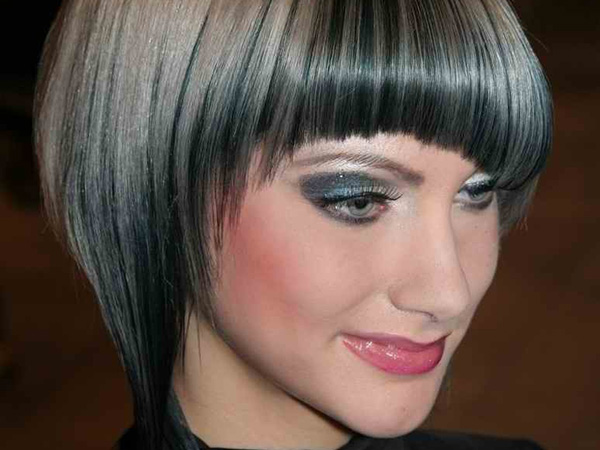 cool glam hairstyle 25 Gorgeous Two Tone Hair Color Ideas