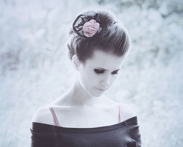 Updo On The Crown