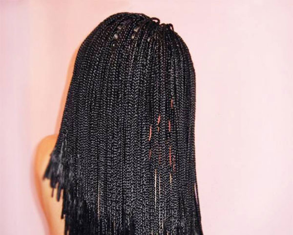 longbraded 23 Fabulous African American Braided Hairstyles