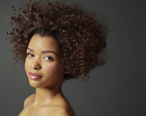 Free Afro Hairstyle