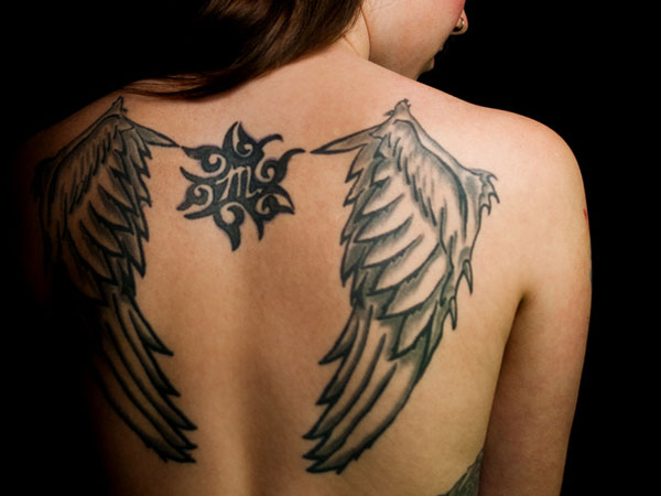 Angel Tattoos 45 Unbelievable Collections Design Press