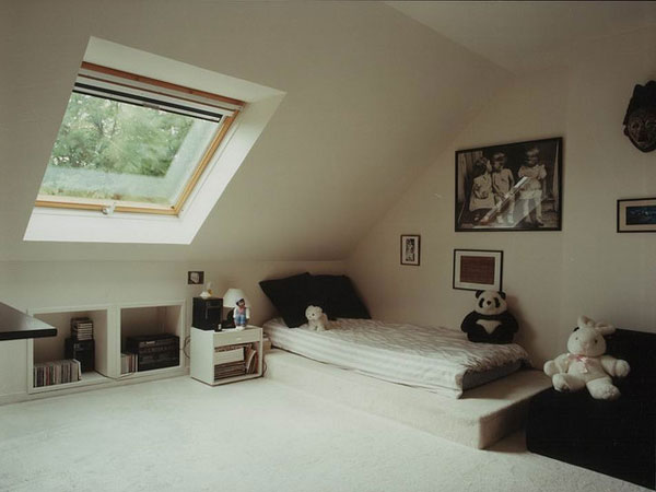 25 Perfect Attic Bedroom Ideas SloDive – Attic Bedrooms Ideas