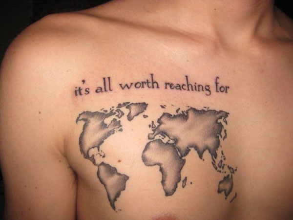 Our World Tattoo