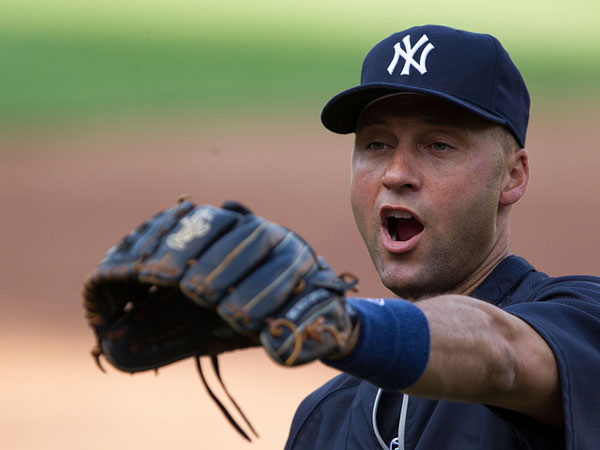 calling 25 Different Derek Jeter Pictures