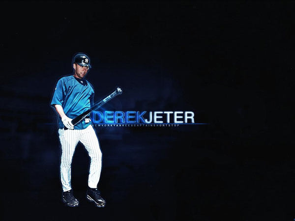 captain 25 Different Derek Jeter Pictures