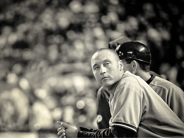 fielding 25 Different Derek Jeter Pictures