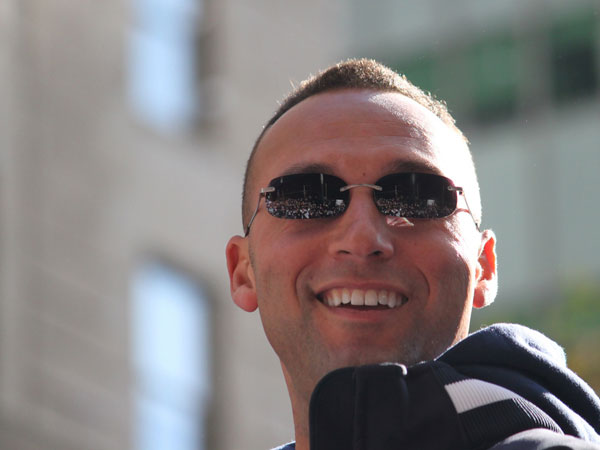 smilingface 25 Different Derek Jeter Pictures