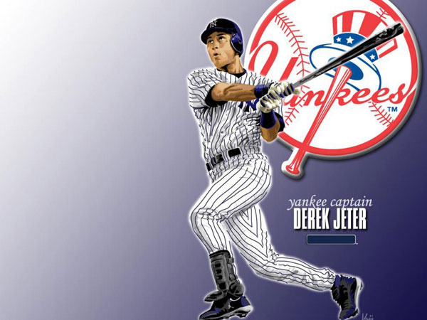 yakeen 25 Different Derek Jeter Pictures
