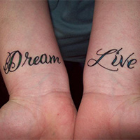 24 Exciting Dream Tattoos