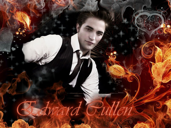 Bewitched Edward Cullen