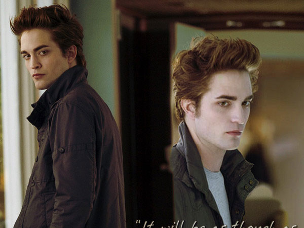 Sharp Edward Cullen