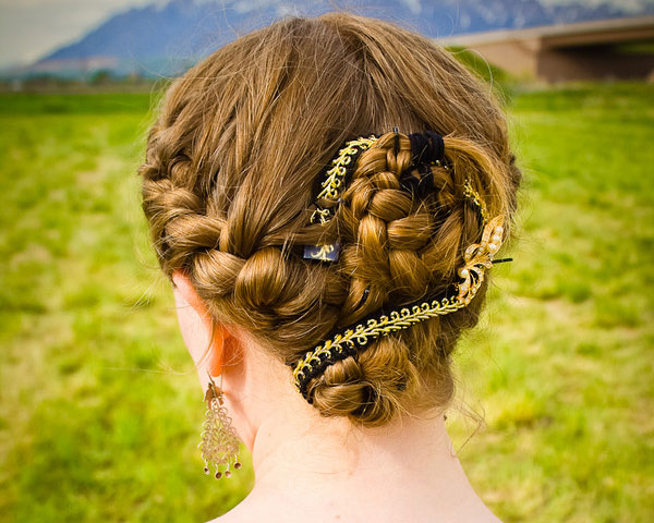 fancy hairdo 25 Unbelievable Fancy Hairstyles For Long Hair