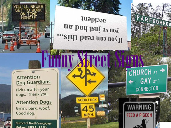 Funny Signs Collective