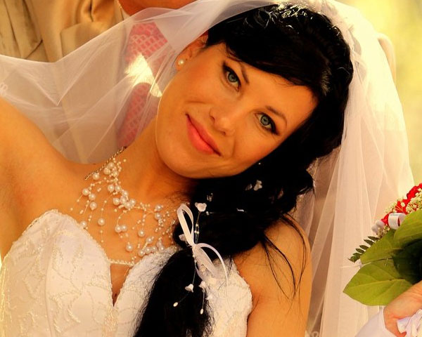 Plaited Bridal Hairstyle