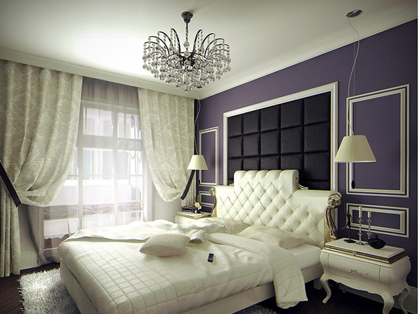 bedroom interior render 26 Phenomenal Interior Paint Ideas