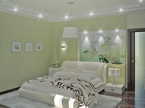 green paint ideas 26 Phenomenal Interior Paint Ideas