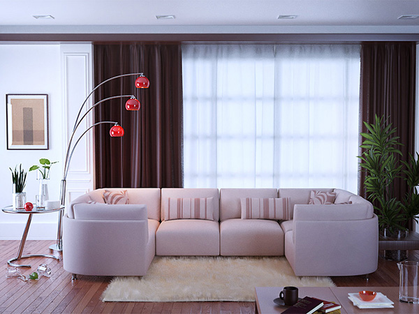 living room color idea 26 Phenomenal Interior Paint Ideas