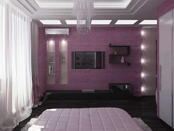 Living Room Paint Ideas Purple 26 phenomenal interior paint ideas - slodive