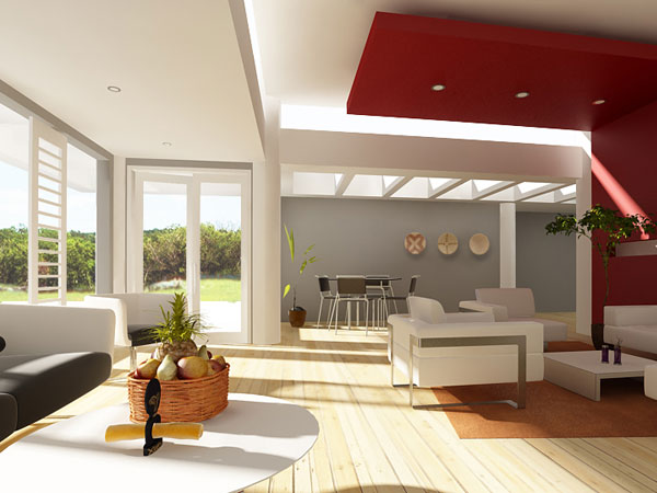 Modern Interior Paint Ideas Home Painting