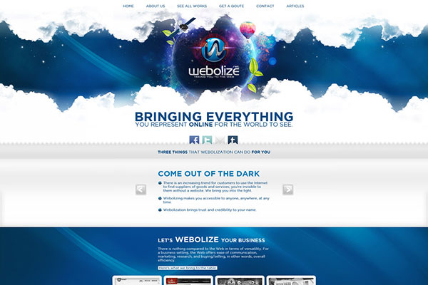 Driving Quality Traffic To E Commerce Website With Symmetrical Layout Design