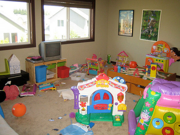 25 Excellent Kids Playroom Ideas Slodive