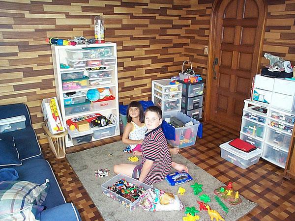 Patterns For Kids Playroom