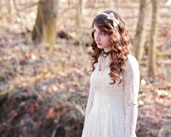 Faerie Wavy Hairstyle